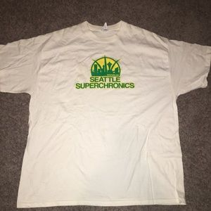 Other - Seattle Superchronics Graphic Tee